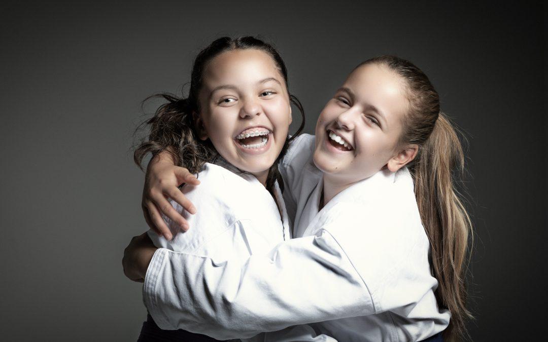 Kinder Kampfkunst Sommer Spass 2019