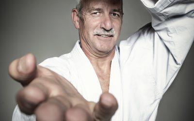 Karate-Tag
